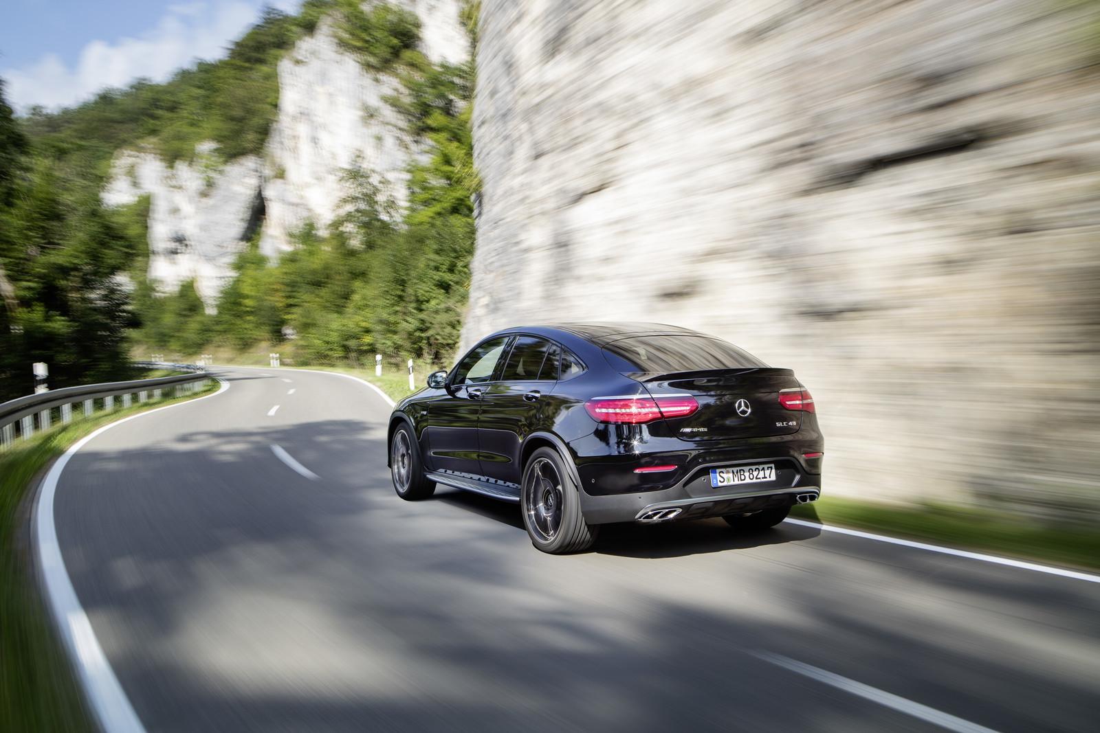 Foto de Mercedes-AMG GLC 43 4MATIC Coupé (6/24)