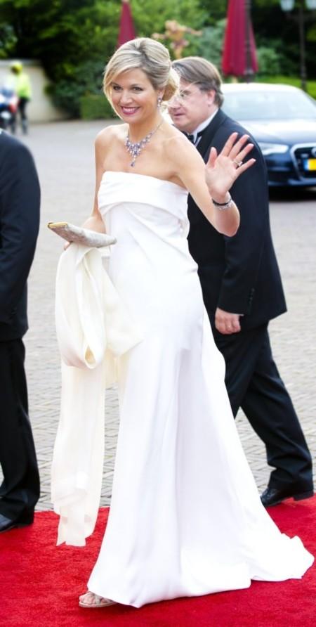 ¿Alguna idea para nuestra próxima boda como invitada, Maxima de Holanda?