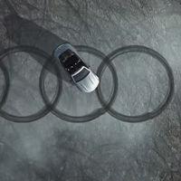 Audi retó a sus seguidores a recrear los cuatro aros, y Mercedes-Benz no pudo resistirse