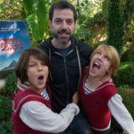 'Zipi y Zape y la isla del capitán' | Charlamos con Oskar Santos, Teo Planell y Toni Gómez