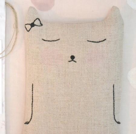 bolsa de lino