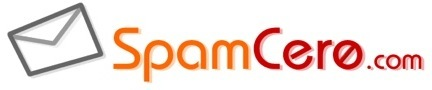 SpamCero, cuentas de correo gratuitas y desechables en español