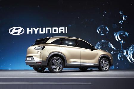 Hyundai Suv Hidrogeno