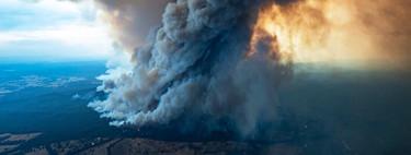 """La impotencia frente a los incendios de sexta generación: """"inextinguibles"""" y más devastadores que nunca"""