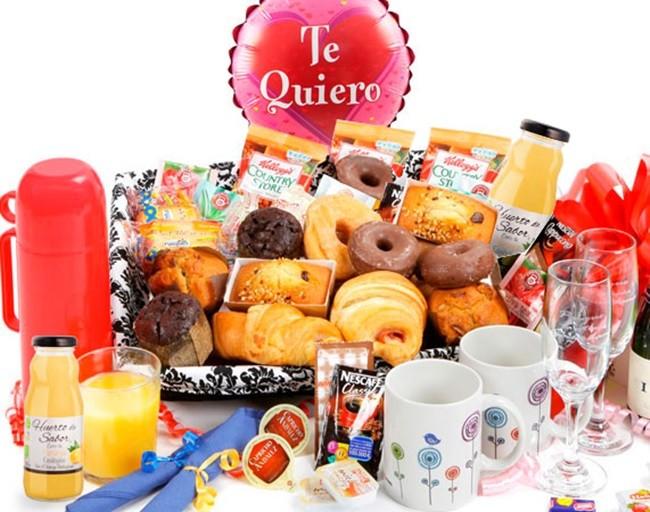 Desayunos A Domicilio Tequiero Desayunos G