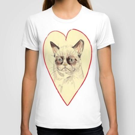 Cinco camisetas para los amantes de los animales