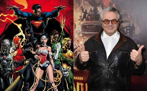 'Justice League' de George Miller vuelve a la vida... en un documental