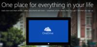 Novedades en OneDrive: 15GB de espacio gratuito, 1TB para Office 365 y planes más baratos