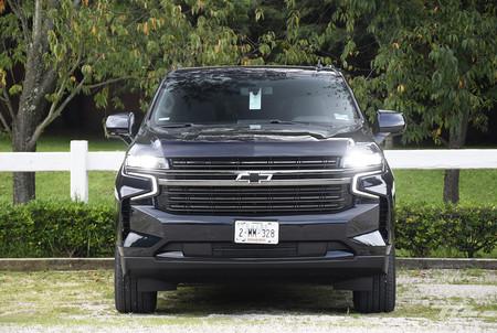Chevrolet Suburban 2021 Mexico Opiniones