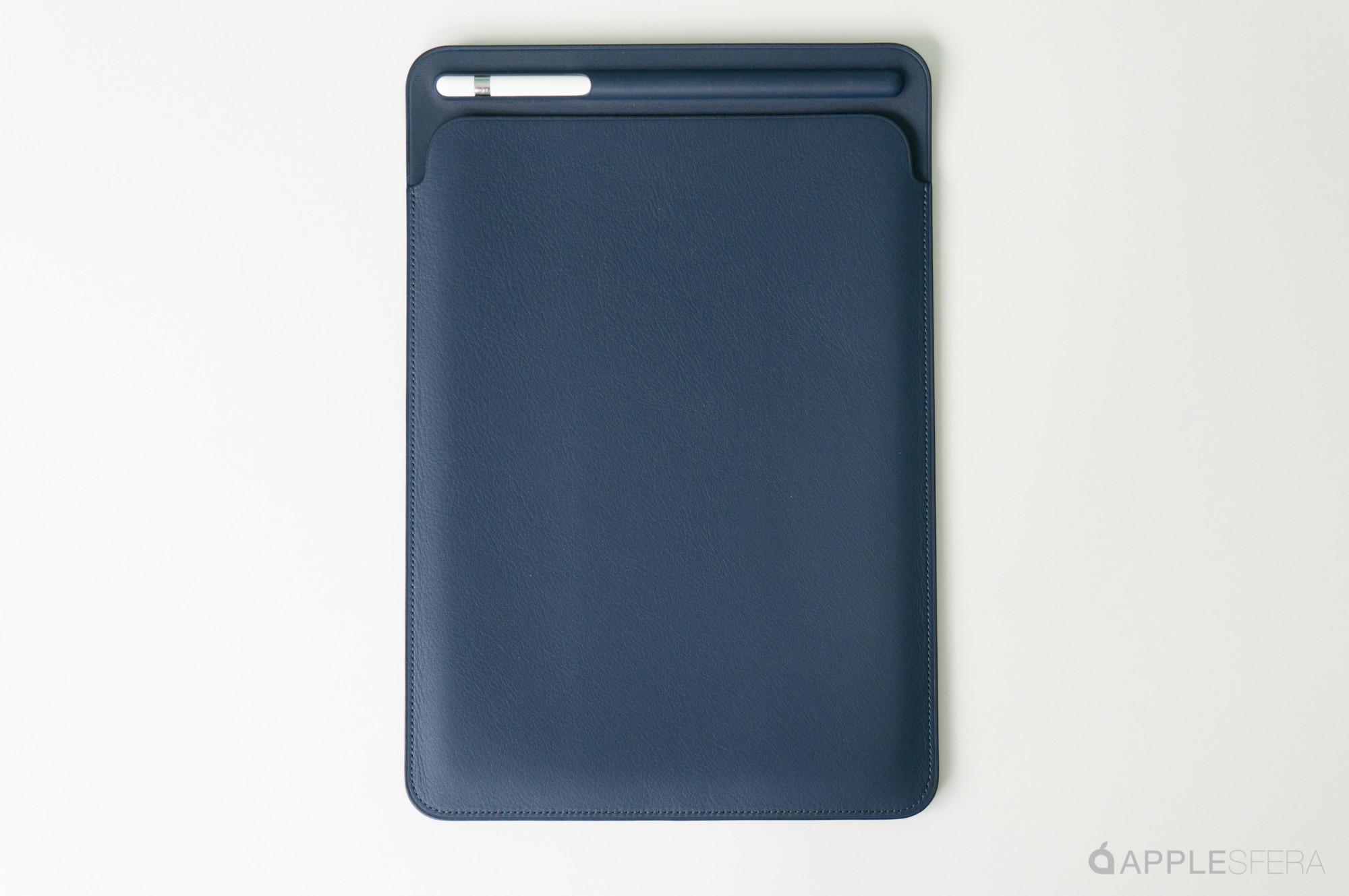 Foto de Nueva funda de piel para iPad Pro (3/5)
