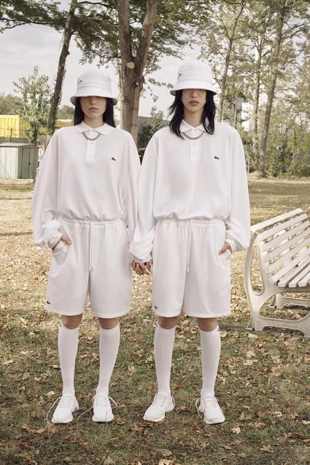Unisex y streetwear, así es la colección de Lacoste para la próxima primavera-verano 2019