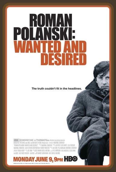 roman polanski: wanted and desire