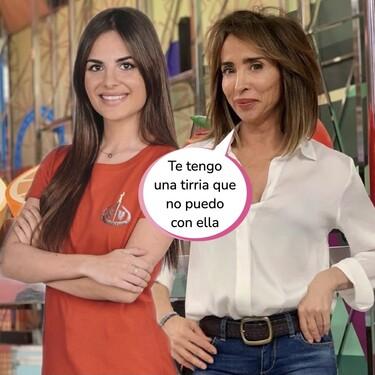 La desagradable insinuación de María Patiño sobre la delgadez de Alexia Rivas en 'Supervivientes 2021'
