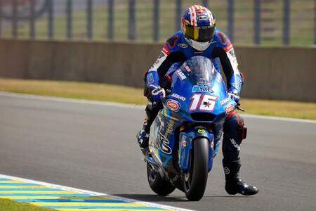 Roberts Francia Moto2 2021