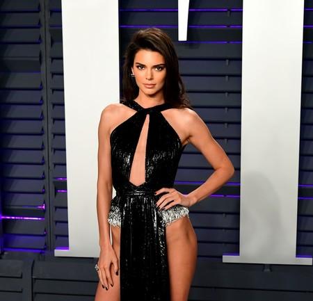 Y el premio al look más atrevido de la noche es para ... Kendall Jenner