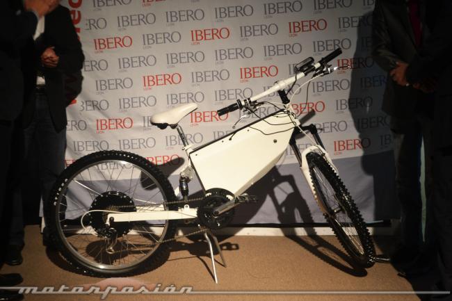 Presentación: Hybridus, la nueva bicicleta eléctrica hecha completamente en México