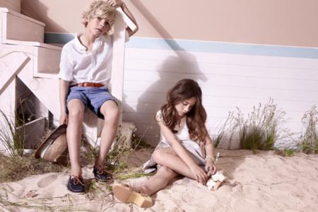 Massimo Dutti: la moda de los peques para esta Primavera-Verano 2012