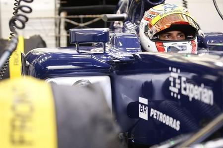 Felipe Nasr debuta con un F1 y piensa en repetir GP2
