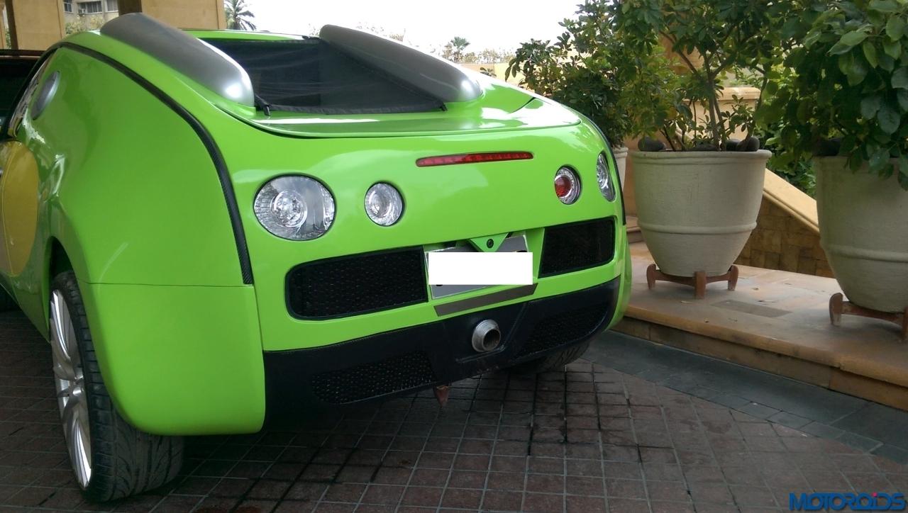 Foto de Bugatti Veyron Fail (9/17)