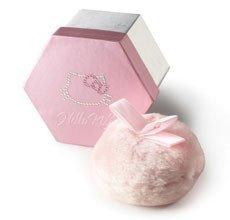 Polvos perfumados de Hello Kitty