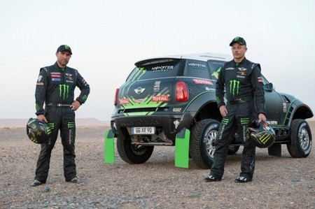 Stéphane Peterhansel renueva con X-Raid y acalla los rumores que le unen a Peugeot