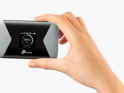 ¿No quieres hacer uso de tu conexión móvil? Una solución puede ser usar un router Mi-Fi cómo el TP-Link M7450
