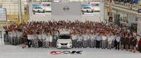 Fabrica Nissan sus primeros 100 mil vehículos en Aguascalientes 2