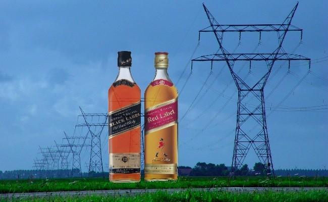 whisky como funete de energía