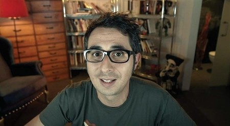 Berto vuelve en solitario a la televisión con 'MovieBerto' para Paramount Channel