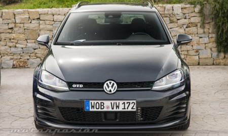 Volkswagen Golf Variant GTD