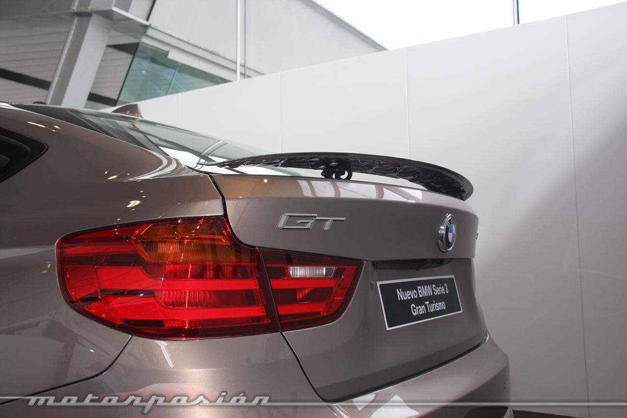 Foto de BMW Serie 3 GT (Presentación estática) (3/43)