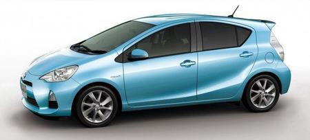 Toyota Aqua (Prius C), todos los detalles sobre el híbrido nipón