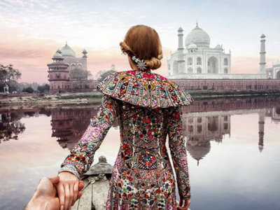 Murad Osmann nos invita a conocer los 5 continentes de la mano de su novia