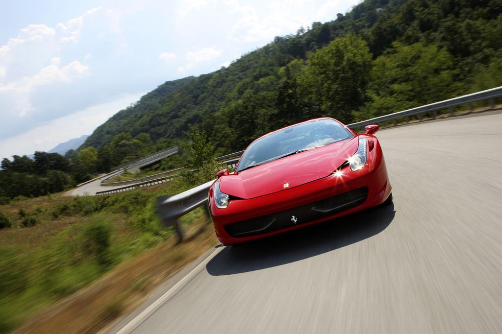 Foto de Ferrari 458 Italia (14/22)