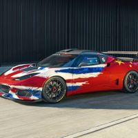 Lotus Evora GT4 Concept, el nuevo auto de competición nos muestra su primera versión