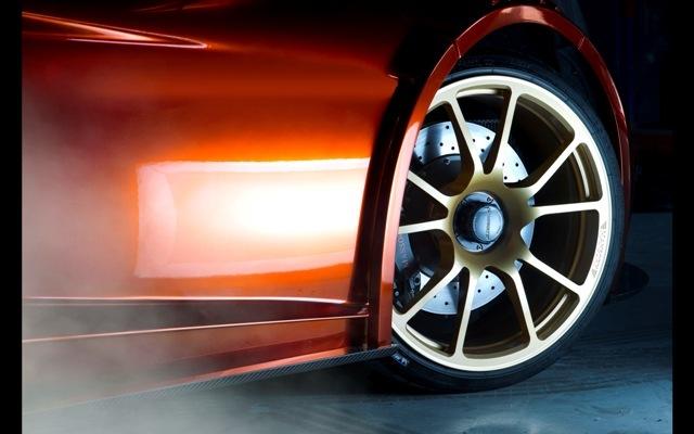 Foto de McLaren MP4-12C By Mansory (2/9)