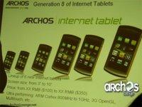 Archos prepara tablets a la carta con Android