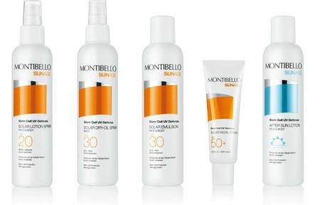 Sunage de Montibello formulada para proteger las células madres de la piel de la radiación solar