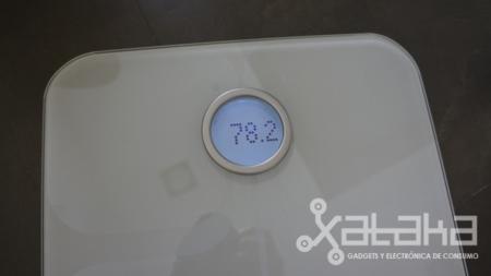 Fitbit aria análisis peso