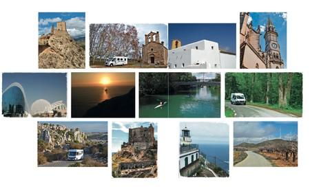 Viajar en furgo por España