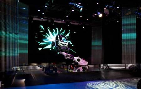 Exposición Renault Twizy