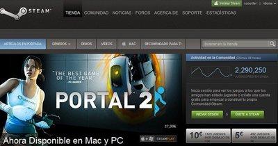 Steam actualiza su sistema de descargas: más velocidad y actualizaciones diferenciales