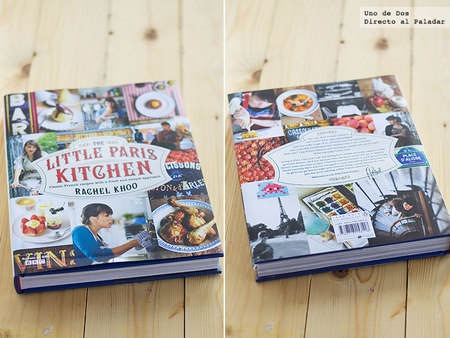 El nuevo libro de Rachel Khoo, The Little Paris Kitchen