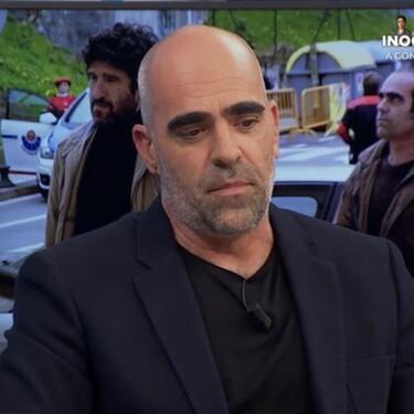 """Luis Tosar desvela en 'El Hormiguero' cómo fue su primer encuentro con un etarra: """"Estaba aterrorizado, no sabía qué me iba a encontrar"""""""