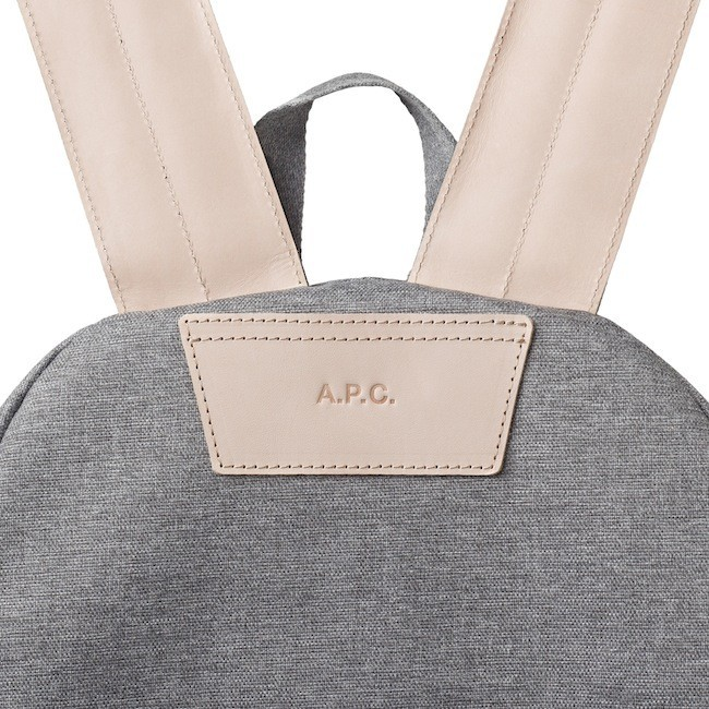 A.P.C. eastpak backpack