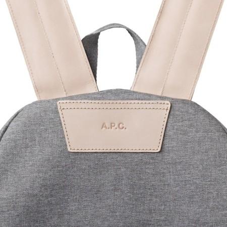 Nueva colaboración de Eastpak con la marca francesa A.P.C