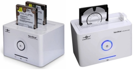 NexStar Dual Drive rescata tus discos duros internos vía USB