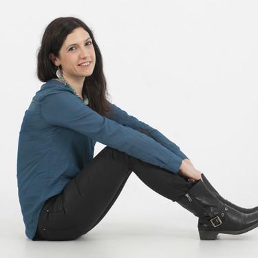 """Lucía Martínez: """"Los productos que necesitan poner el sello 'vegan' suelen ser ultraprocesados, y eso ya los hace insalubres"""""""