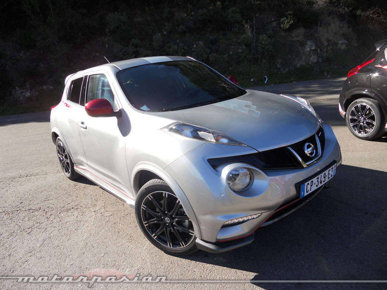 Nissan Juke Nismo (presentación propias)