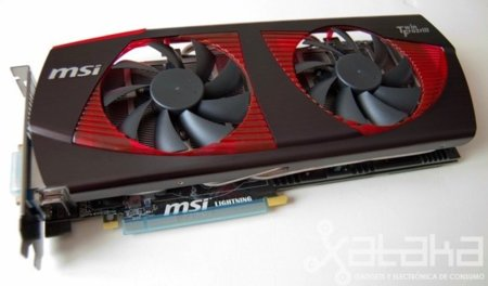 MSI NVidia GTX 480 'Lightning', análisis